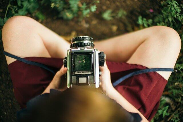 Analoginen kamera