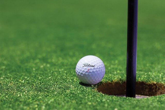 Golfpallo